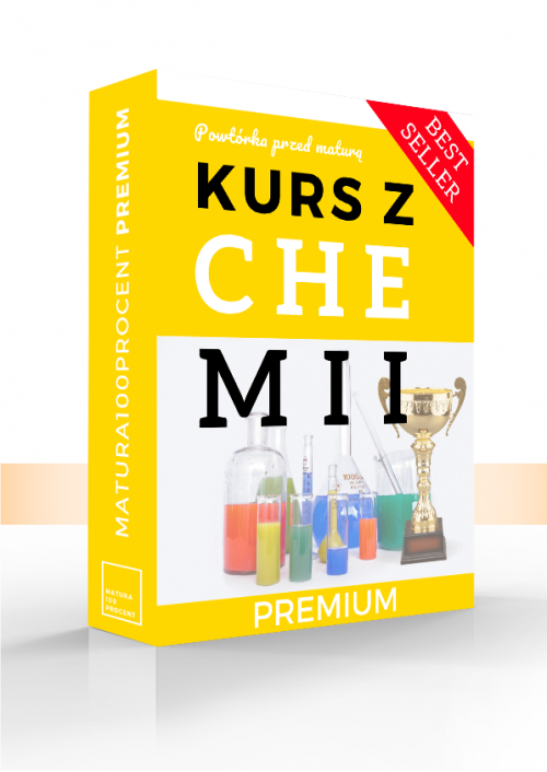 Kurs z Chemii Premium